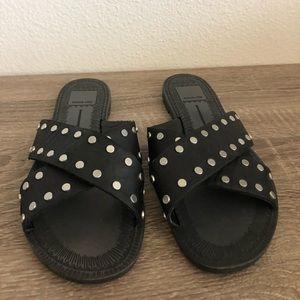 NWOT Dolce Vita Slide-on Sandals